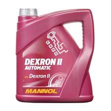 4 Liter Mannol Dexron II D Automatik Getriebeöl ATF Öl für MB 236.5 GM Dexron II