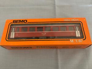 Bemo HOm RhB, 2nd class coach, #3255 168, B2458