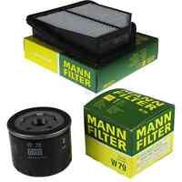 MANN-FILTER PAKET Suzuki Grand Vitara II JT TE TD 1.9 DDiS AWD