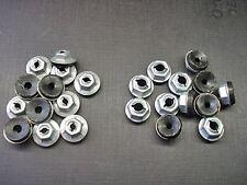 "1/8"" & 3/16"" thread cutting emblem name plate script nuts sealer fits Ford"