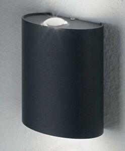 LEDVANCE LED Wandleuchte Endura Style UpDown DECO I 6W DG IP44