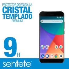 Sentete® Xiaomi Mi A1 Protector de Pantalla Cristal Templado PREMIUM