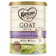 NEW Karicare Goat Milk Stage 2 Baby Follow-On Formula 6-12 Months 900g Goats A2