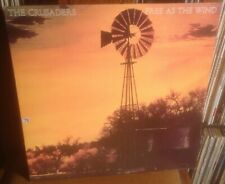THE CRUSADERS free as the wind 1977 UK ABC RECORDS STEREO VINYL LP