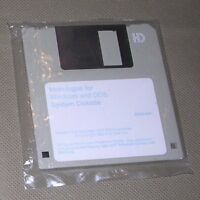 Rare Vintage Monologue for Windows & DOS System Diskette/Disk Floppy NEW SEALED!