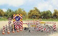 Busch 6048 Motiv-Set Baustelle