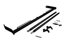 BRAUM - Black Stain Harness Bar Kit For Chevrolet Camaro 2010-15 BRHB-50BM