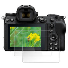 Tempered glass Film Replacement For Nikon Z7 & Z6 Camera Accessories LCD New