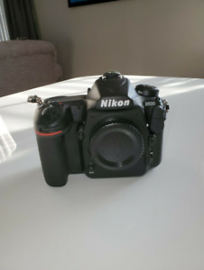 Nikon D500 20.9 MP Digital SLR Camera - Black SHUTTER COUNT 257 OPEN BOX MINT
