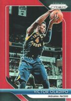 2018-19 Panini Prizm Basketball Red #134 Victor Oladipo 094/299 Indiana Pacers
