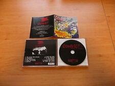 @ CD CONVICT - BURN THE FLAME / STRENGTH RECORDS 2014 / METAL BELGIUM