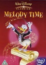 Melody Time Disney DVD R2