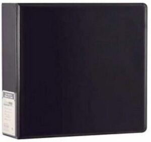 3 Ring Album Ultra Pro BLACK PLAIN ALBUM Nero Raccoglitore ad Anelli 9 Tasche