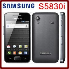 Téléphone portable 3g Samsung S5830i neuf débloqué s5830 galaxy ace gps wifi