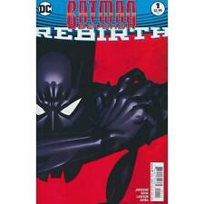 BATMAN BEYOND: REBIRTH # 1 / JURGENS/SOOK DC COMICS / NOV 2016 / N/M / 1ST PRINT