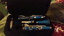 BLUE Parrot Clarinet Music instrument classical jazz beginner student medium pro