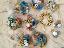 Pit stop WEDDING FLOWERS BRIDAL BOUQUET