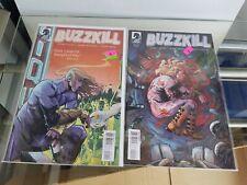 Buzzkill #1 & #2 - Lot of 2-   Dark Horse comic books