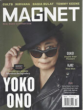 Magnet magazine #103 (2013) - Yoko Ono,Nirvana,Thurston Moore,Tommy Keene