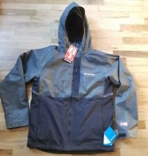 NWT Columbia Men's OutDry Rogue Interchange 3-in-1 Jacket M Charcoal Heather
