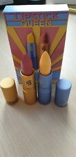 LIPSTICK QUEEN MORNIN' SUNSHINE & SAINT PINKY NUDE DUO SET GENUINE  FULL SIZED