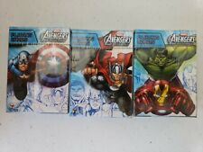 Avengers Assemble Youth Playing Cards lot of 3 Sets Sealed