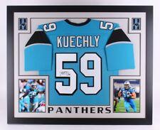 Luke Kuechly Signed Panthers 35