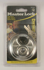 Master Lock #40Adpf Contractor Grade Solid Steel Hardened Shackle New