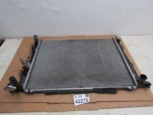 09 10 GENESIS sedan 4.6L radiator OEM THRU 1/2/10 cooling