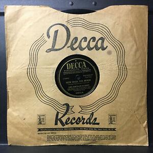 78 RPM Lionel Hampton HOW HIGH The MOON Vibes 1945 Decca  Jukebox  Record Jazz