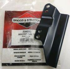 BRIGGS & STRATTON GENUINE NEW OEM Fuel Tank Bracket Part 694592 (E1)