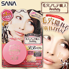 Japan SANA All IN ONE Pore Putty Powder BB Cream Pact SPF50 PA+++ F25