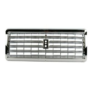 Radiator grille LADA 2107 chrome