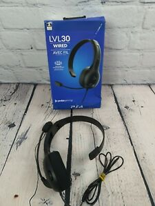 PDP Officially Licensed LVL 30 Sony Playstation PS4/PS5 & PC Wired Headset