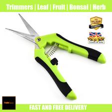 More details for trimming leaf snips | garden scissors | pruning shears fruit bud flower harvest