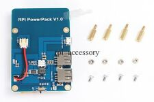 Mobile Power Bank Lithium Battery Expansion Board for Raspberry Pi 3/2/B+