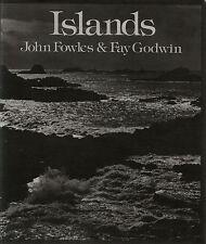 ISLANDS BY JOHN FOWLES & FAY GODWIN SCILLY ISLES HISTORY & LANDSCAPE PHOTOGRAPHY