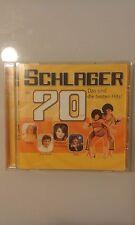 COMPILATION - SCHLAGER DER 70 DAS SIND DIE BESTEN HITS!  CD