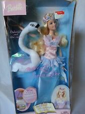 2003 SWAN LAKE ODETTE FANTASY TALES BARBIE DOLL NEW NRFB