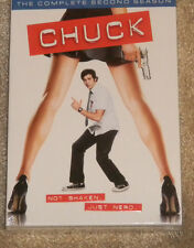 Chuck: The Complete Second Season DVD NEW SEALED