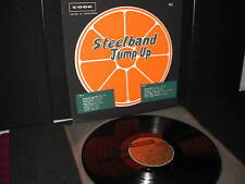 STEELBAND JUMP UP LP  PRIVATE TRINIDAD 3 BANDS IMPORT VG++ RARE ISLAND RELEASE