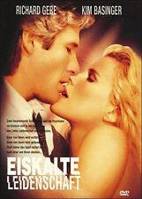 EISKALTE LEIDENSCHAFT- Richard Gere, Kim Basinger - RARITÄT - DVD* NEU*OVP