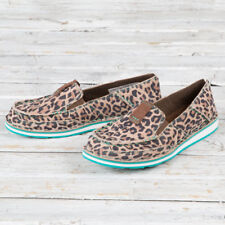 Ariat Cheetah and Turquoise Cruisers