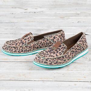 Ariat Cheetah and Turquoise Cruisers