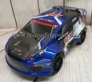 Maverick - ION RX 1/18 RTR Electric RC Rally Car With Battery And Charger