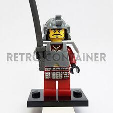 LEGO Minifigures - 1x col035 - Samurai Warrior - Omino Minifig Figuren Series 3