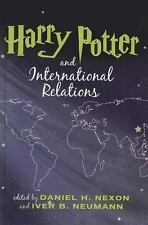 HARRY POTTER AND INTERNATIONAL RELATIONS - NEXON, DANIEL H. (EDT)/ NEUMANN, IVER