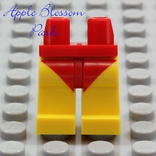 LEGO Red Swim Suit YELLOW MINIFIG LEGS Female Girl Bottom Male Boy Speedo Trunks