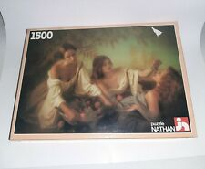 1500 Piece Jigsaw Puzzle Pre-owned The Three Maidens