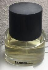 Jil Sander - Sander For Men - Eau de Toilette (EdT) 75 ml